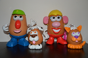Mr Potato Head Educational Toys