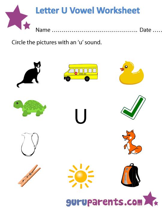 Vowel Worksheets – Vowel Digraph Worksheets