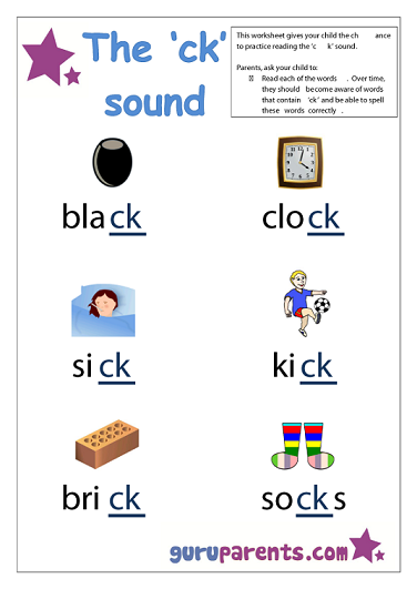letter c worksheets  guruparents letter c worksheet  ck sound