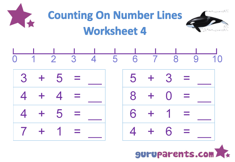 Kindergarten Math Worksheets – Subtracting 9 Worksheets