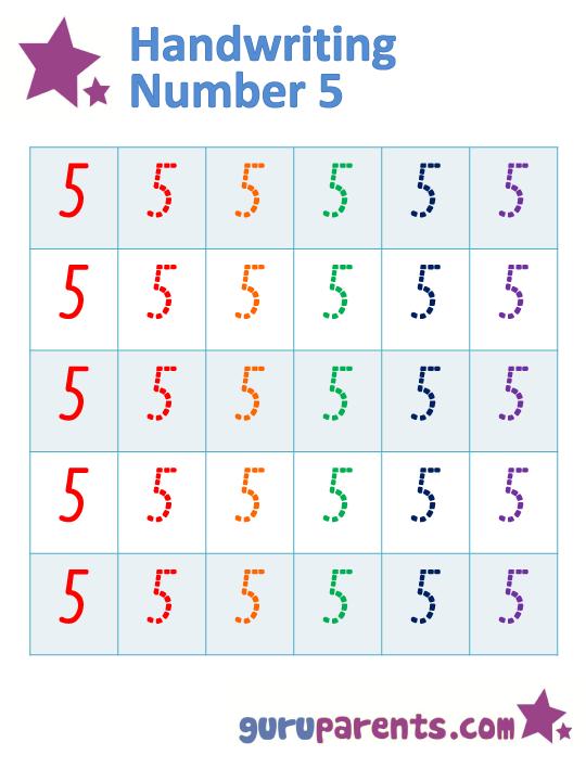 Kindergarten Math Worksheets | guruparents