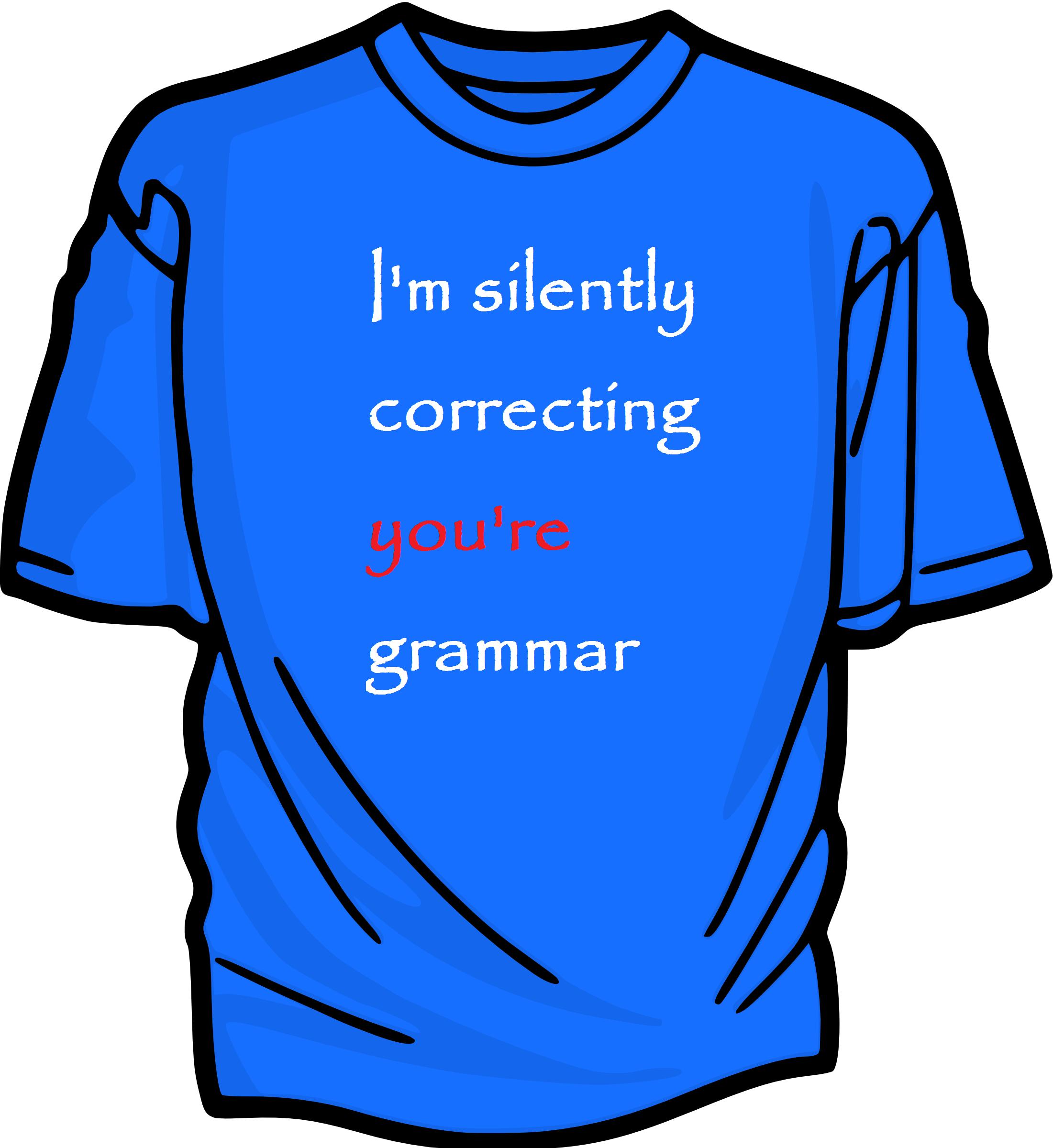 Your shirt