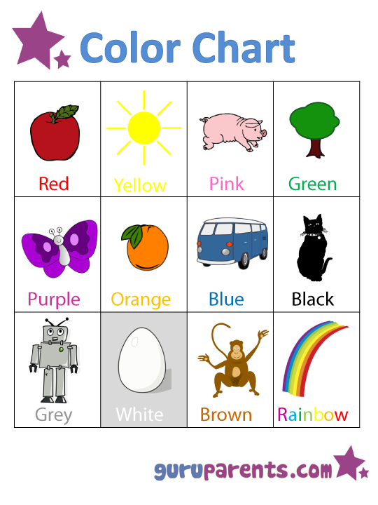 Preschool-Color-Chart